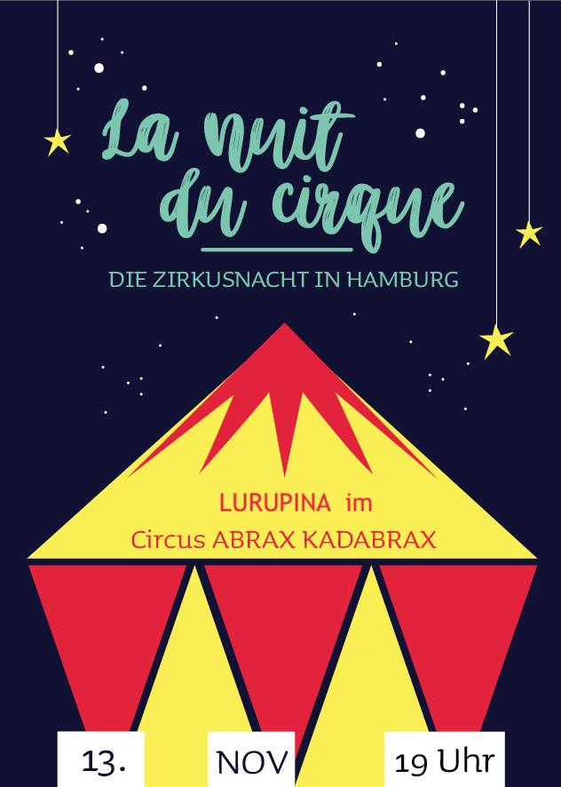 La nuit de Cirque d`Hambourg